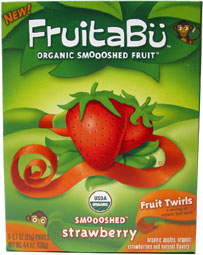 Organic Smooshed Fruit